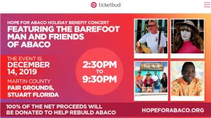 Hope for Abaco Concert