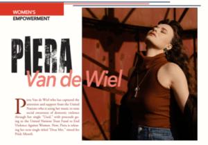 Eden Magazine Interview