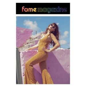 Fame Magazine Piera Van de Wiel Love is Meant For You