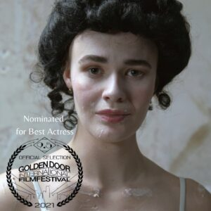 Nominated for Best Actress International Film Festival
