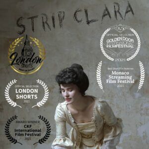 Strip Clara Period Drama Laurels